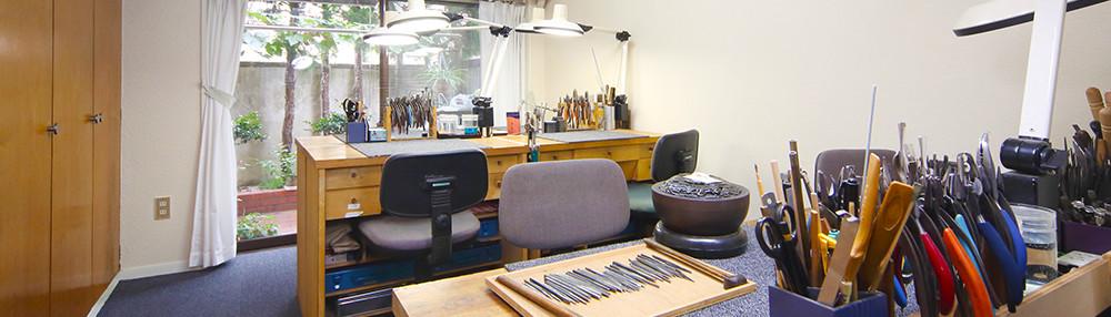 彫金・アクセサリー教室
